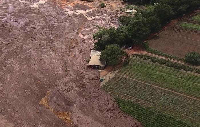 Hundreds missing after another Vale tailings dam failure