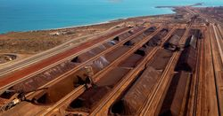 Banks see higher iron ore prices