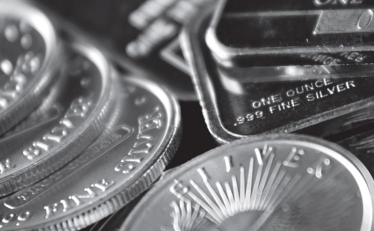 Silver glut set to shrink to four-year low