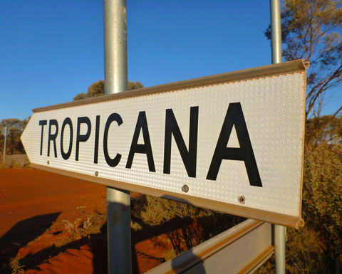 Regis wins battle for Tropicana