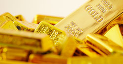 Gold stocks attract