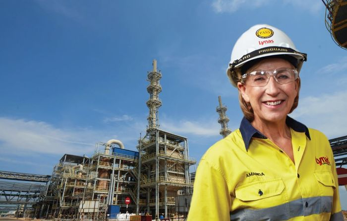 Strong Lynas operational quarter in volatile market