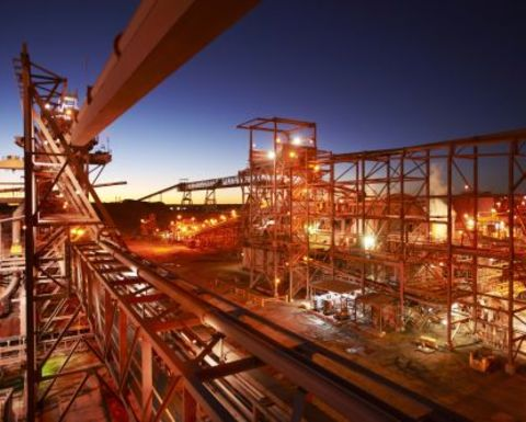 Iron ore again a standout for BHP: UBS