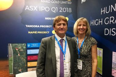 Mako on the hunt for high-grade gold discovery to sell