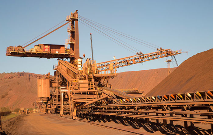 Rio recovers from iron ore issues
