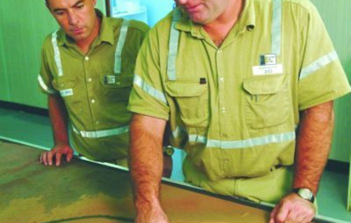 Howard backs McArthur River expansion
