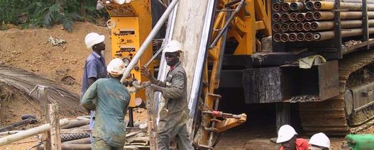 Azumah reports 'magnificent' gold hit at Wa