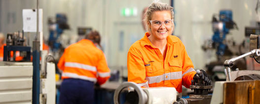 BHP investing $800M in jobs and METS sector