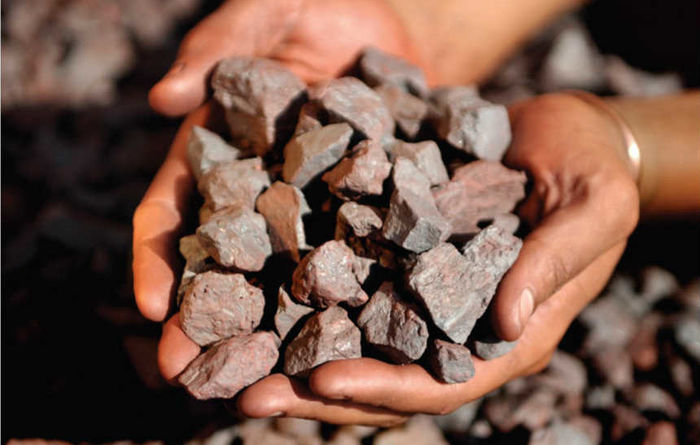Iron ore tipped to rise