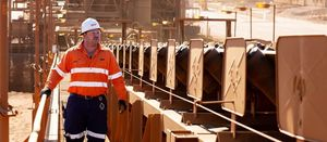 Huge June quarter takes BHP iron ore output to record