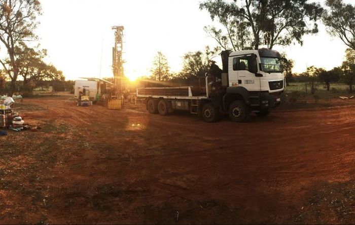 Peel's zinc drilling world-class