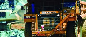 Earnings growth for Emeco