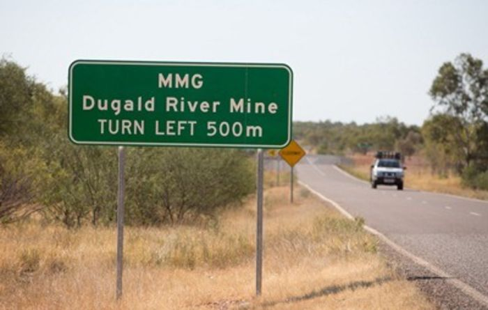 Strong first quarter for Dugald River