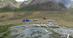 White Rock hits Alaskan zinc and gold