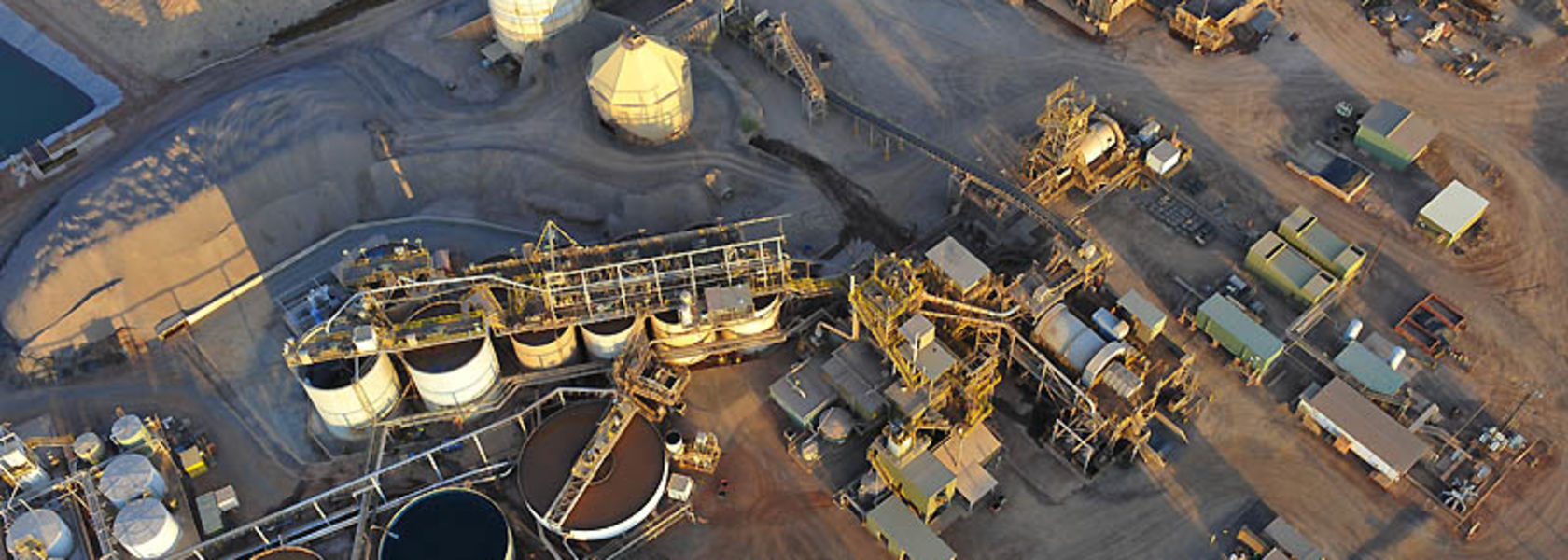 Newmont eyes further lift at Tanami