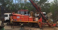 Core having drill success at BP33, more required
