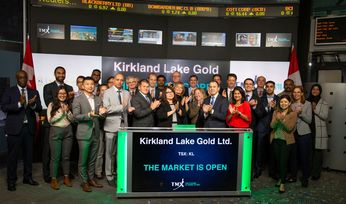 Kirkland Lake building big war chest