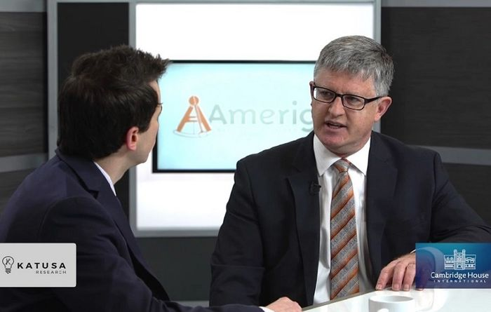 RESOURCEStocks Q&A: Amerigo Resources' Rob Henderson