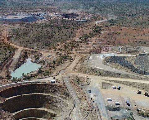 Pantoro production back on track at Halls Creek