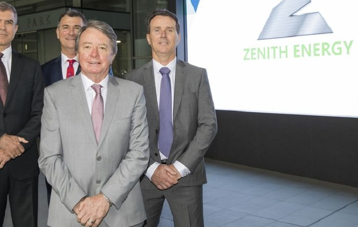 Zenith powers ahead on market surge