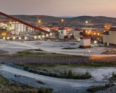 Cash generation stars for AngloGold