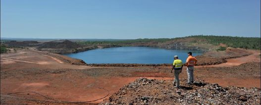 Mt Todd gets critical approval