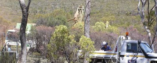 MinRes swoops on Cazaly's Parker Range