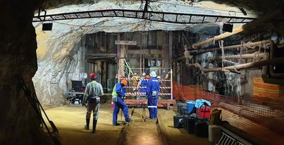 Old copper mines get a new lease on life