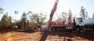 Promising copper hits for Aeris at Murrawombie