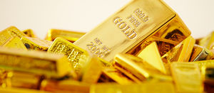 Investors ride out selling storm in gold space