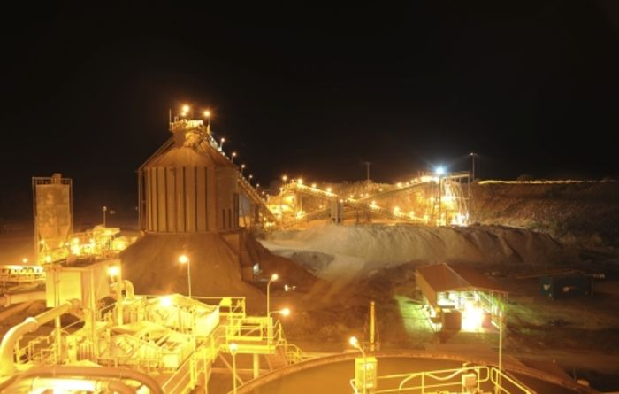 Kirkland Lake fires up NT mill