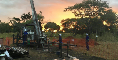 Mustang revs up vanadium resource