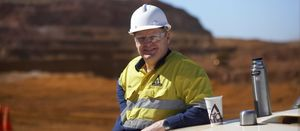 Old Atlas team reunite for iron ore PFS