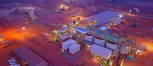 Perseus' Sissingue operation drives profit result