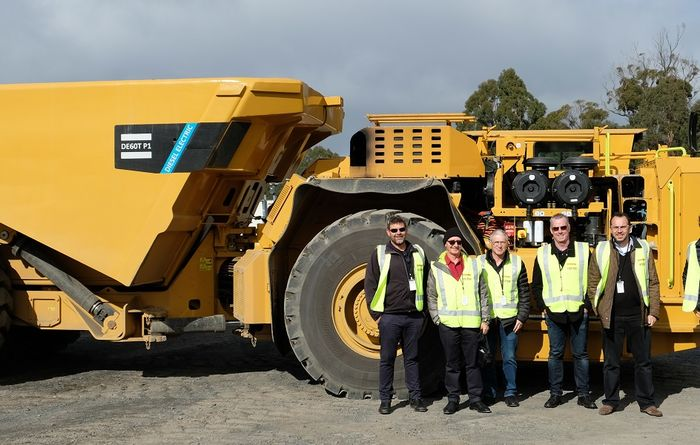 Byrnecut Mining Innovation Group takes shape