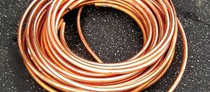 Copper stocks show little reaction to commodity milestone