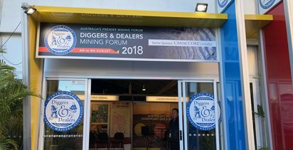 Diggers & Dealers postponed