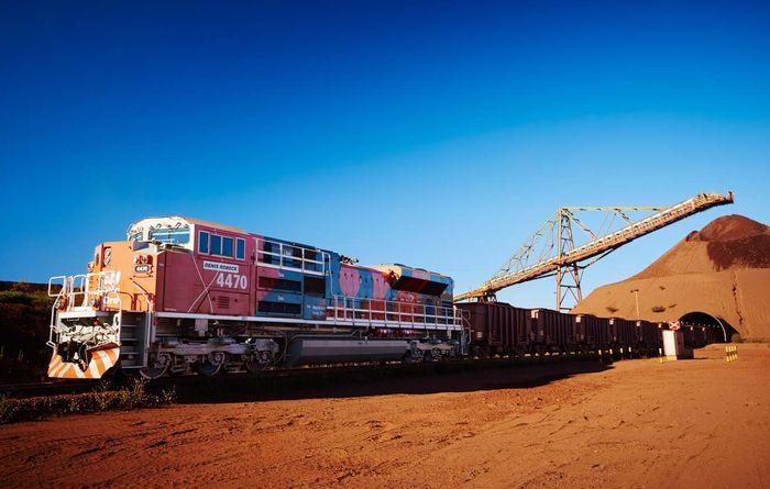 Train derailment - Page 1 | MiningNews