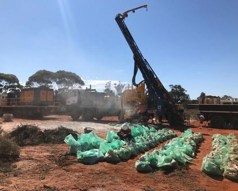 Modest maiden resource for Kalgoorlie discovery