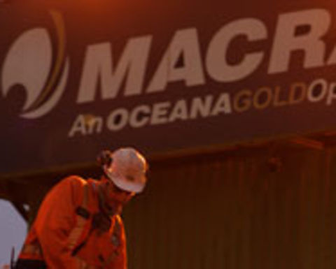 OceanaGold's operating mines step up in Didipio vacuum