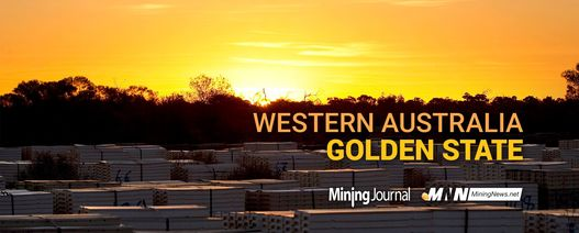 WA gold floats starting to line up