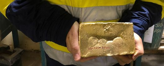 Gold patch down on softening of risk fears