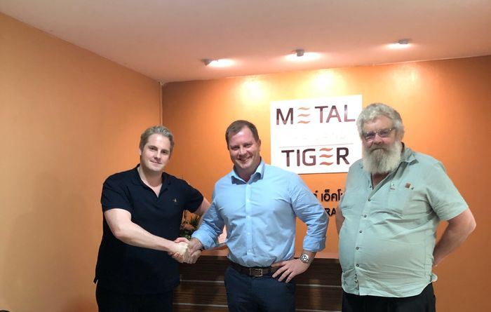 Metal Tiger invests in WA explorer