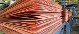 Bank raises copper price forecast