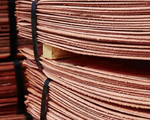 Copper calm dependent on grade and cost control