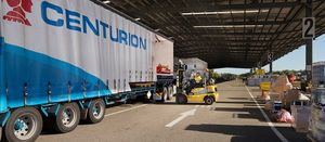 New Century awards logistics contract