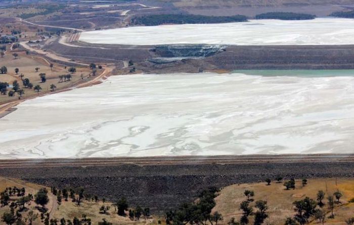 Cadia halted after tailings dam breach