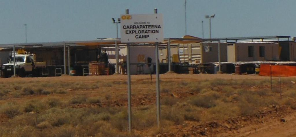 OZ reaches Carrapateena milestones