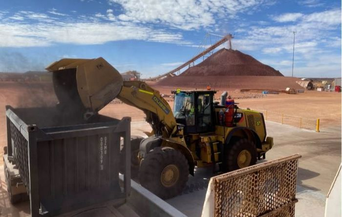 Gold drives negative Prominent Hill costs