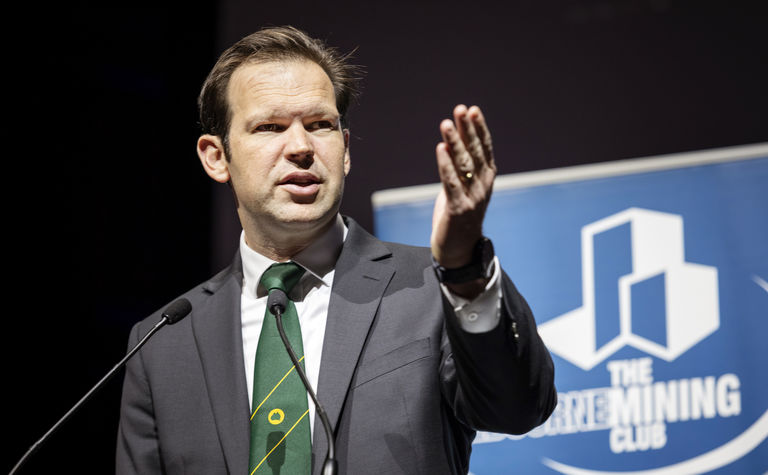 Canavan 'realistic' about battery sector opportunity